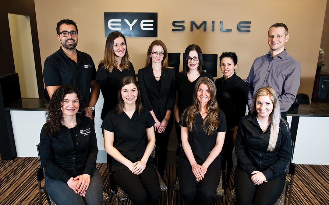 EYE SMILE: VISION AND DENTAL UNDER ONE ROOF