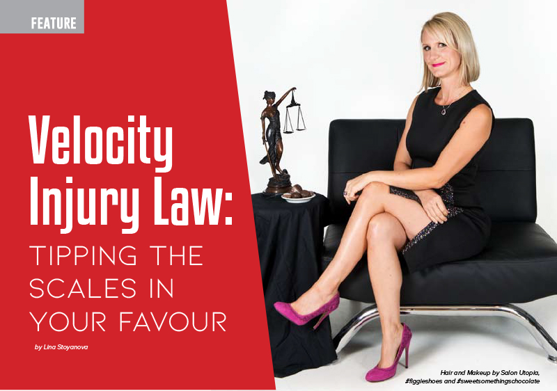 Velocity Injury Law: Tipping the Scales In Your Favour.