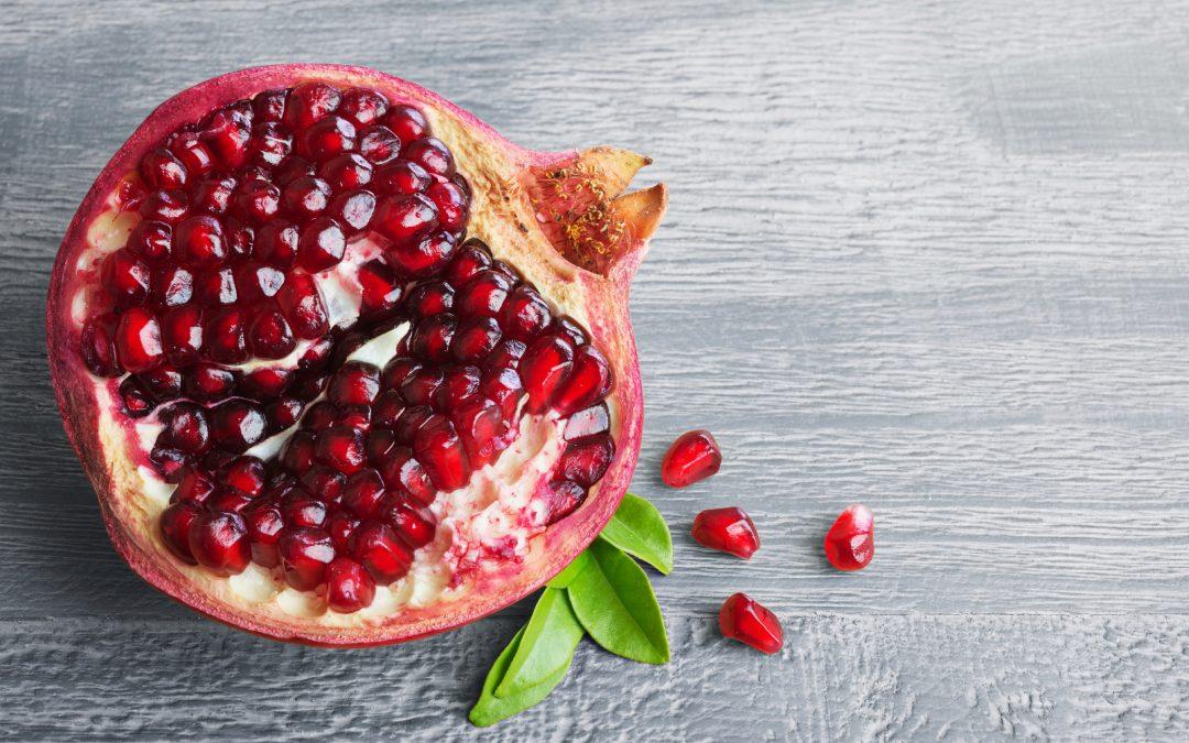 The Power Of Pomegranates